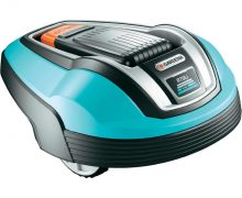 gardena robotic mower