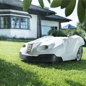 Husqvarna automowers in Kent, Sussex, Surrey and London, robotic lawnmower installation by Platts Horticulture
