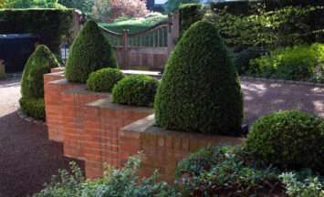 office landscaping, commercial garden services and maintenance