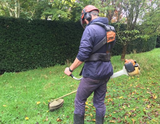 Garden Maintenance services in Kent - Garden Strimming