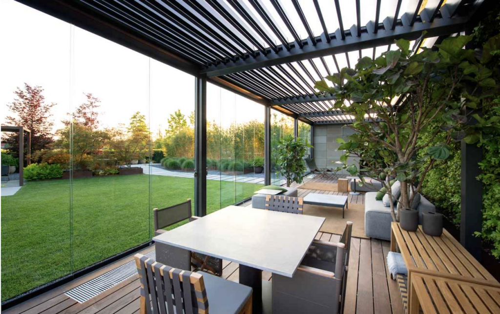 Contemporary Pergolas Garden Rooms Platts Horticulture