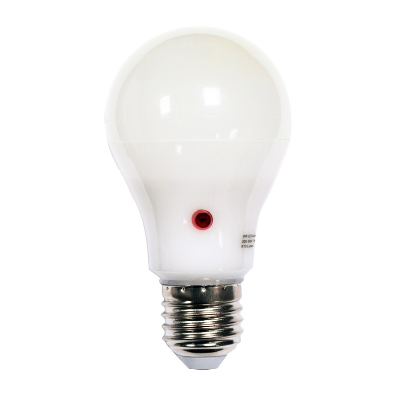9w Led Gls Night Sensor Dusk To Dawn Light Bulb