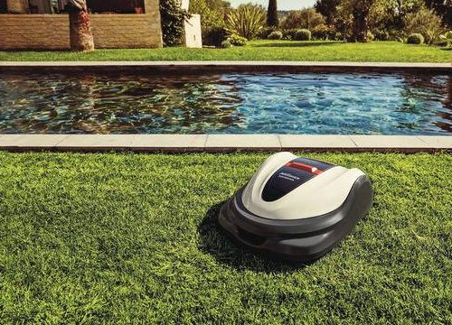 Honda Miimo 3000 Robotic lawnmower installation
