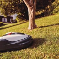 Honda Miimo robotic mower up slopes and hills