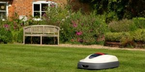 honda robotic mower professional installation