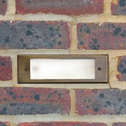 12v Recessed Lighting & Brick Lights