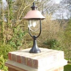 Path Lights & Pedestal Lights