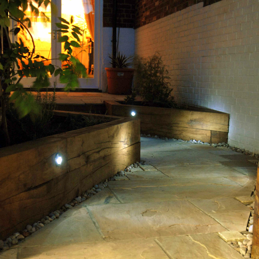 Recessed Lighting, Step Lights & Brick Lights