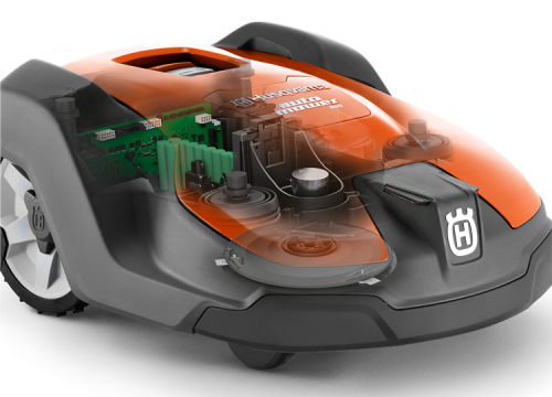 husqvarna 500 series professional automower installer