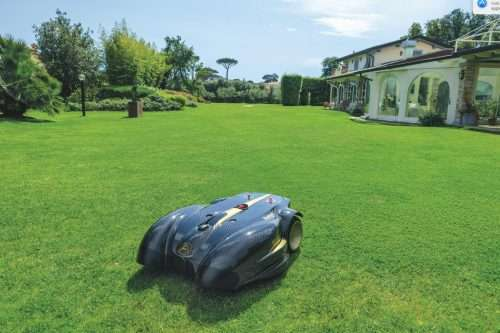 Ambrogio L400i Deluxe Robotic Lawnmower