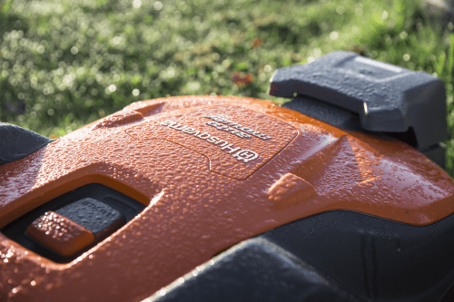 husqvarna automower 550:520 commercial mower